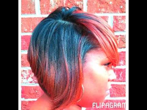 Vibrant Bob by Razor Chic of Atlanta