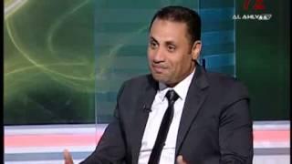 النجوم ياسر رضوان وعادل مصطفى وعوده الجماهير للمدرجات