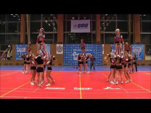 Чирлидинг: ENERGY РАНХиГС 1 место в номинации «Чир», Игры молодежи Москвы – 2015