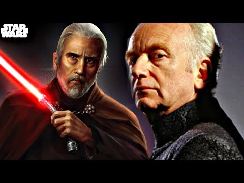 How Dooku Uncovered That Palpatine Was a SITH - Star Wars Explained
