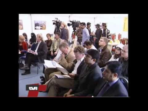 Berlin News - ISLAM Ahmadiyya Muslim Jamaat wirbt für Akzeptanz der Moschee in Heinersdorf