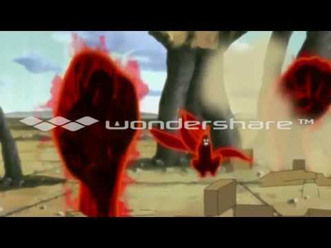Nine Tails Vs Pain Full Fight video