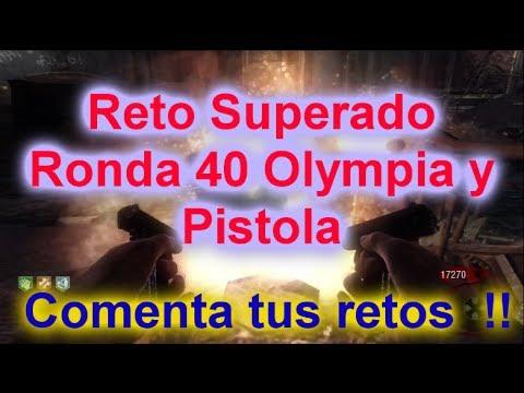 3º Reto: Cod: Black Ops | Reto propuesto por xxshadowxx, Pistola y Olimpia, Ronda 40
