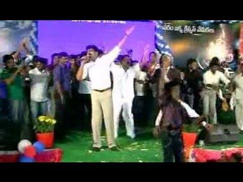 Nibbaram Kaligi Dairyamugundu - Bro Anil Kumar - Telugu Christian Songs video