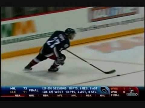 WHL: A Look Back At The Wierdest Goal Ever - 'Own Goal' Category (video)