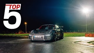Porsche Top 5 - Most thrilling attributes of the 911 GT2 RS