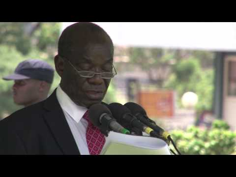 United Nations Day Commemoration in Uganda - 2012