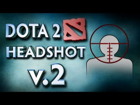 Dota 2 Top 10 Headshots v2.0