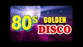 Nonstop Golden Disco 80s -  Best Disco Music Hits of 1980s