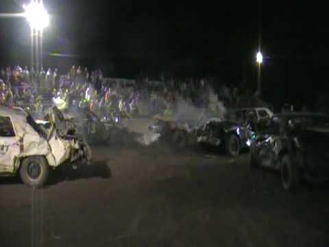 Metal Destruction 2010 HHP Cuba NY Economy Feature Part 4