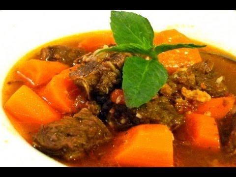 Pressure Cooker Vegetable Beef Stew Recipe