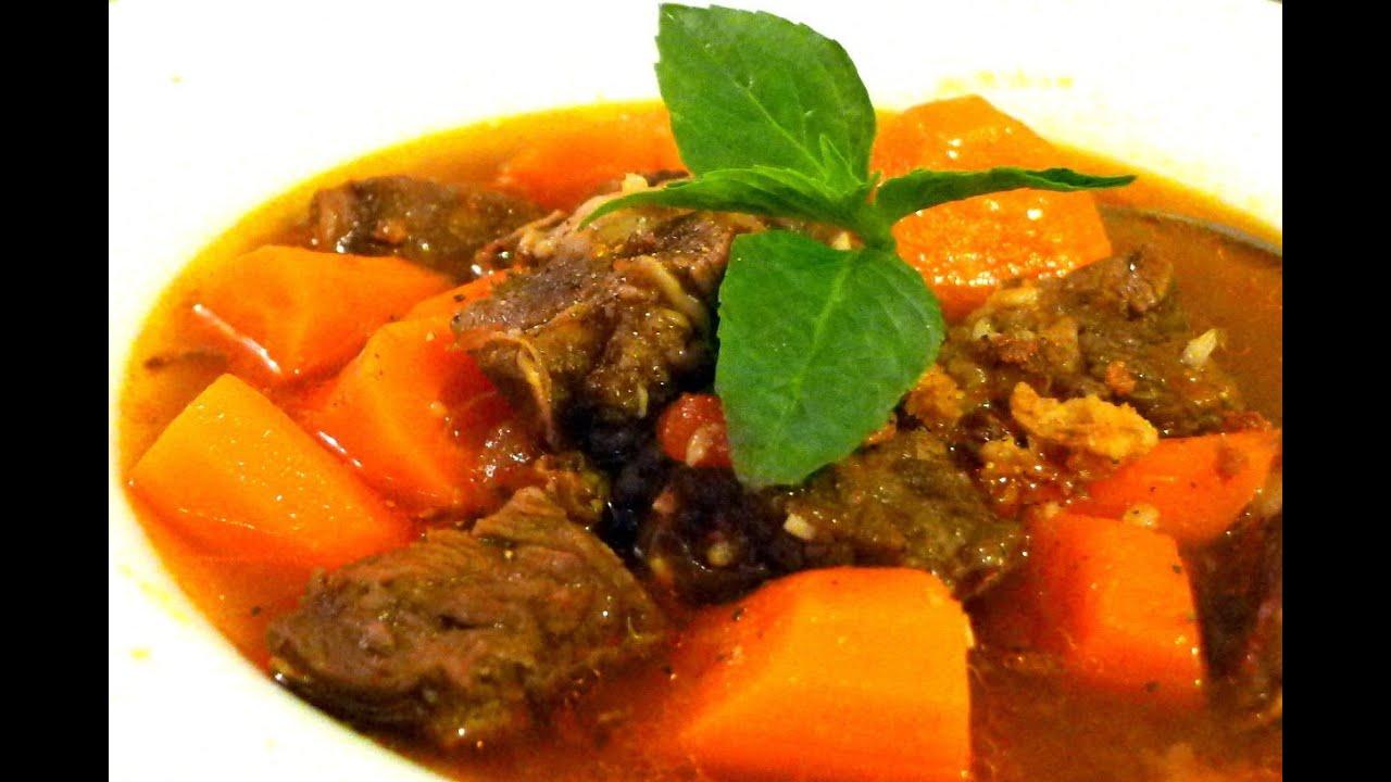 Vietnamese Beef Stew - Bò kho - YouTube