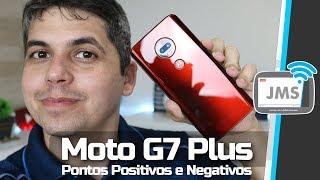 Minha OPINIÃO SOBRE O Moto G7 Plus da Motorola - CanalJMS