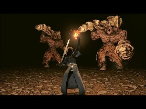 Dark Souls 2 - Seed of a Tree of Giants Trolling 2