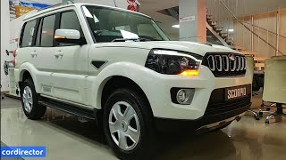 Mahindra Scorpio S9 2019 | Scorpio 2019 S9 Features | Interior and Exterior | Real-life Review