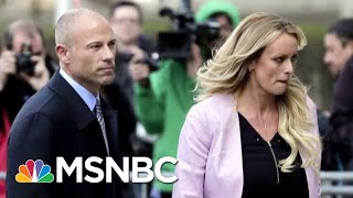 President Trump Fuming About Michael Cohen's Handling Of Stormy Daniels | The Last Word | MSNBC