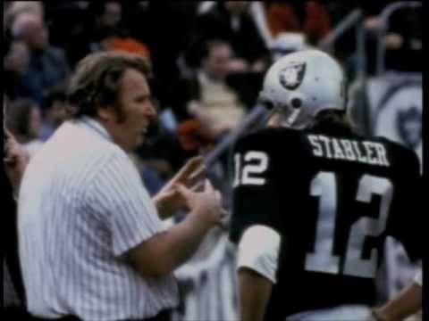 Kenny Stabler Hi-Lights