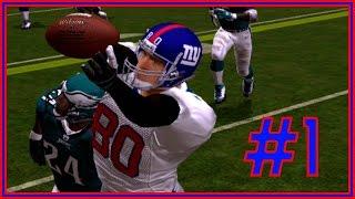 ESPN NFL 2K5: New York Giants Franchise - @ Philadelphia Eagles [1]