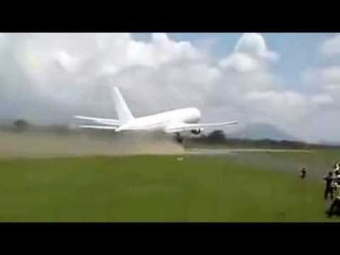 For the Love of Aviation.. Ethiopian Airlines Short-Field Takeoff.. Boeing 767-300ER.. Arusha