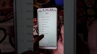 How to switch off your location in Redmi Note 5 pro