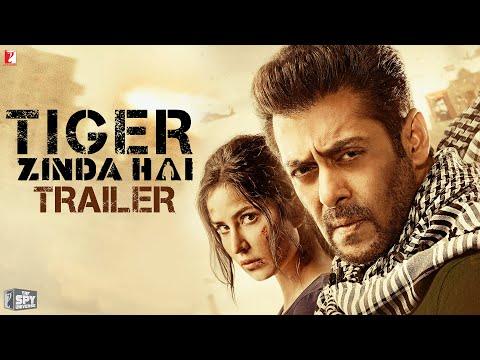 Tiger Zinda Hai - Official Trailer | Salman Khan | Katrina Kaif
