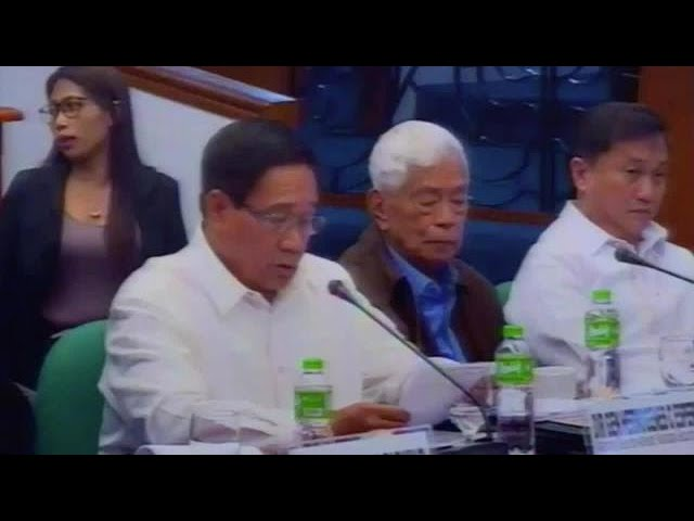 Esperon: Violent extremism may ensue if Congress fails to pass BBL