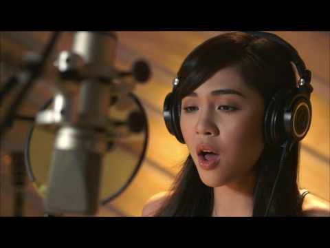 "Disney's Moana - ""How Far I'll Go"" music Audio - Janella Salvador"