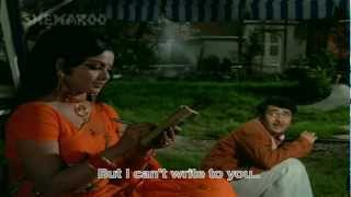 Goom Hai Kisi Ke Pyar Mein (Eng Sub) [Full Video Song] (HD) With Lyrics - Raampur Ka Lakshman