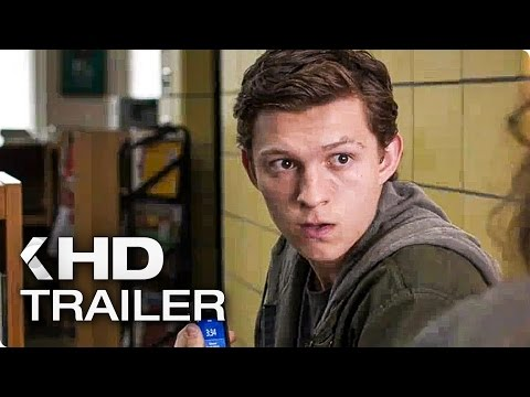 SPIDER-MAN: Homecoming NEW Clip & Trailer (2017) thumbnail