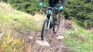 NORCO Aurum 2013 - Slowmotion Test