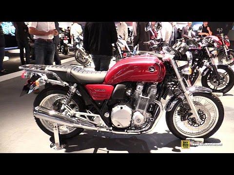 2015 Honda CB1100 EX Walkaround 2014 EICMA Milan Motorcycle Exhibition