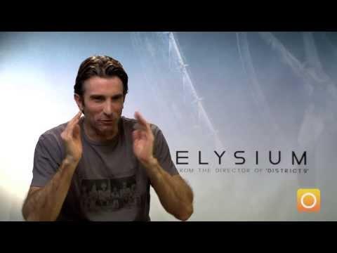 SWITCH: 'Elysium' Sharlto Copley Interview
