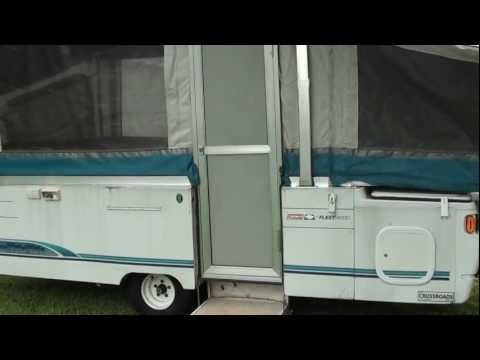 1996 coleman fleetwood pop up camper