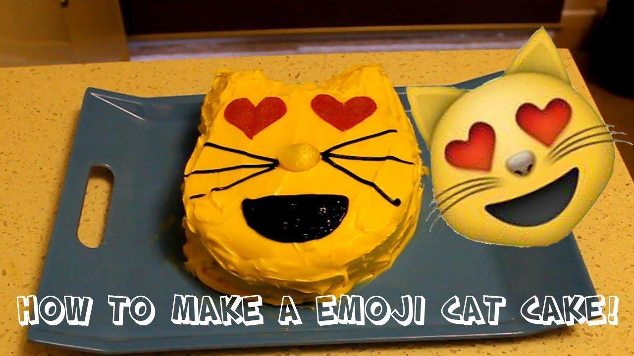 How To Make A Emoji Poop Cake