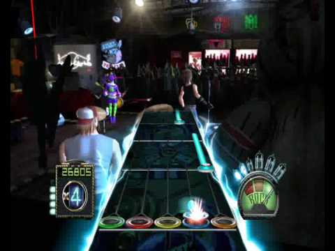 Guitar Hero III Custom PC- Iron Man( black Sabbath)