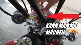 RAKETENHALTER an der Harley! | Best of Livestream