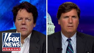 Tucker confronts AOC adviser on agenda behind Green New Deal