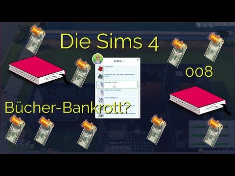 [HQ] Let's Play Sims 4 #008 - Bücher-Bankrott ?