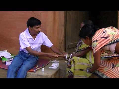 Mms-india Malaria Treatment Activities video
