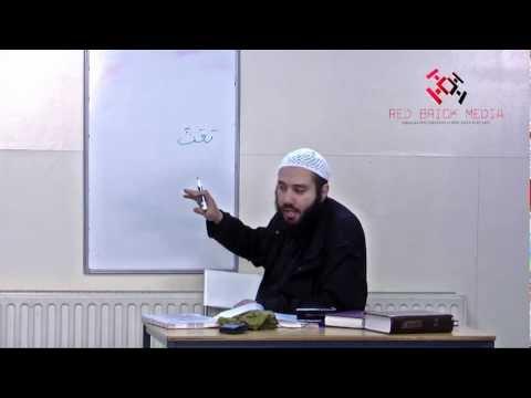 Ustadh Abdul Karim - Al-Arabiyyah Bayna Yadayk (Book 2) by Ustadh Abdul-Karim Lesson 47