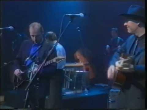Notting Hillbillies - concert Snape, Suffolk, UK  1990