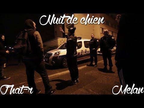 Melan & Fhat-r - Nuit de chien - Prod: ApointZ