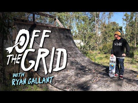 Ryan Gallant - Off The Grid