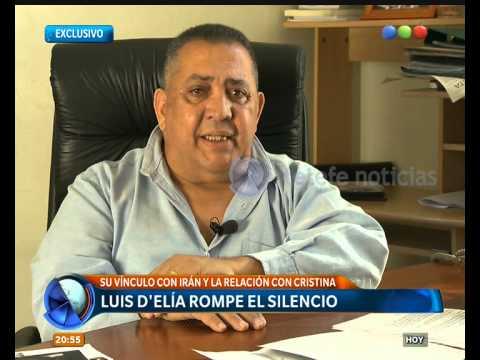 D´Elía rompió el silencio - Telefe Noticias