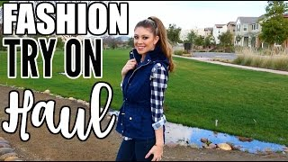FASHION TRY ON HAUL | 261 BOUTIQUE
