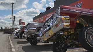 Idris Elba takes a drive in a lowrider - Idris Elba: King of Speed - Episode 1 - BBC Two