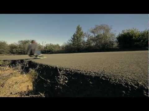 Sean Spees Longboarding: Cowtown Downhill