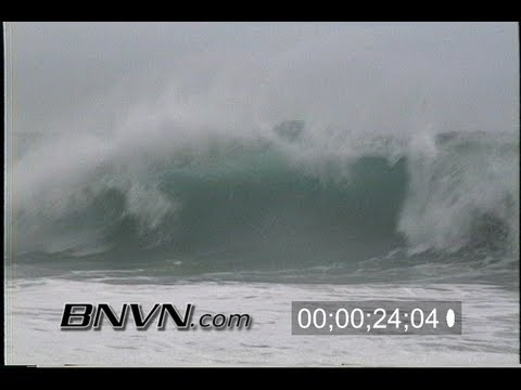 Various California Surfer Footage From Newport Beach
