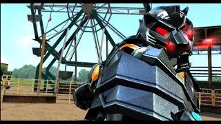 REAL STEEL Asura & Atom & Gold Atom VS Twin Cities & Midas & Blac Jac New Robots Update