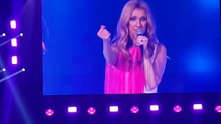 CELINE DION couldn't leave the stage after Pinoy fans showed her love